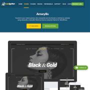 CSS Igniter: Amaryllis WordPress Theme