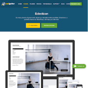 CSS Igniter: Eclecticon WordPress Theme