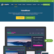 CSS Igniter: Hotelmotel WordPress Theme