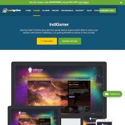 CSS Igniter: Indigamer WordPress Theme