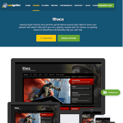 CSS Igniter: Ithaca WordPress Theme