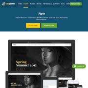 CSS Igniter: Flevr WordPress Theme