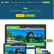 CSS Igniter: Oikia WordPress Theme