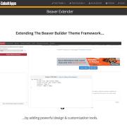 CobaltApps: Beaver Extender