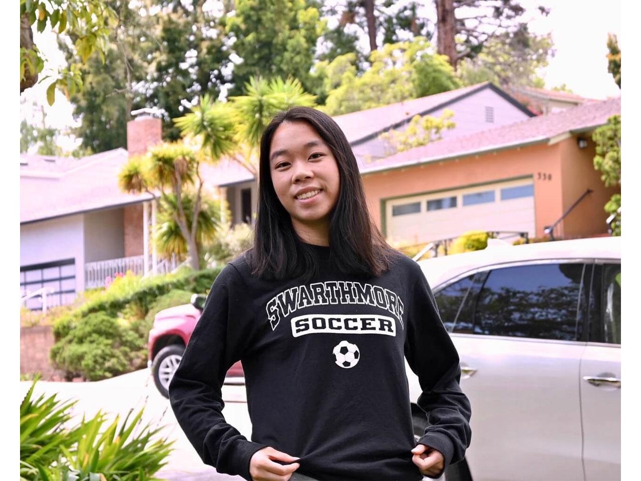 Congratulations Abigail Chang