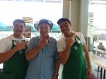 with Jaime & Johnny