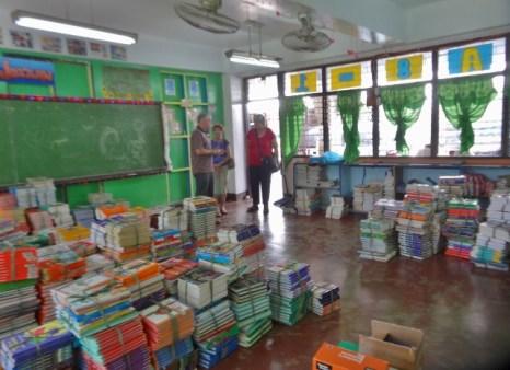 Children International Textbooks Ready for Pickup
