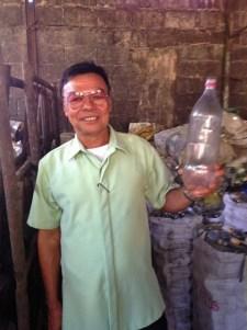 Domingo the Junk Shop Owner