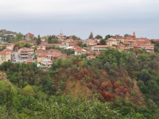 Sighnaghi Fortified Town
