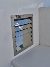 Exterior Engine Room Vent Cover