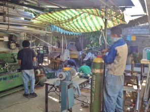 Stainless Fabrication Shop