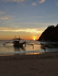 Sunset at Japilao
