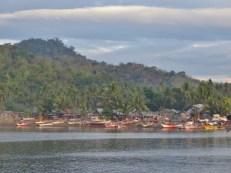 Dawn at Mamburao