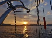 Tara Island Sunset