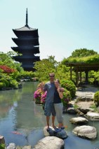 At Toji Temple