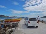 Fisherman's Wharf in Mariveles