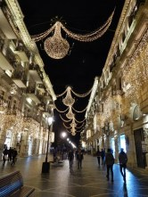 Nizami Street at Night