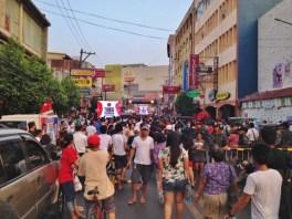 Duterte Rally in Olongapo