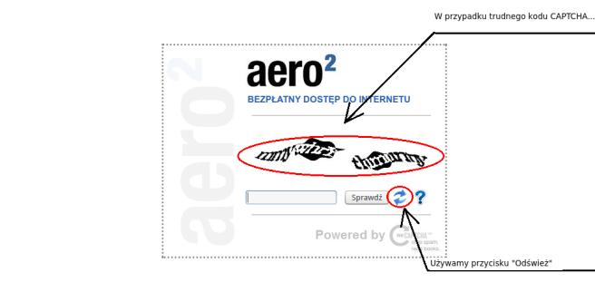 Trudne kody CAPTCHA