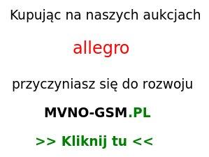 Baner Allegro Mvno Gsmpl Innowacyjny Blog Telekomunikacyjny