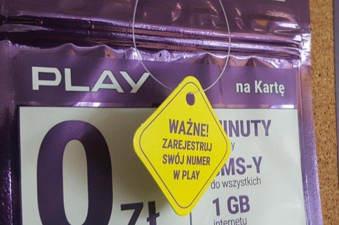 rejestracja Play