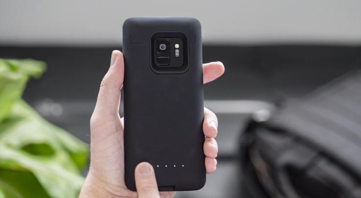 mophie prezentuje etui juice pack dla smartfonów Samsung Galaxy S9 oraz S9+