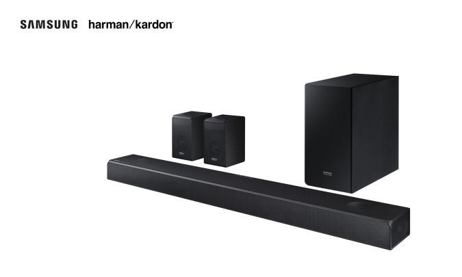 Samsung i Harman Kardon – doskonałe brzmienie nowej serii soundbarów
