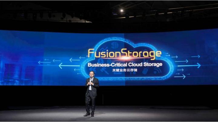 Pamięć masowa Huawei FusionStorage  wspiera migrację przedsiębiorstw do chmury