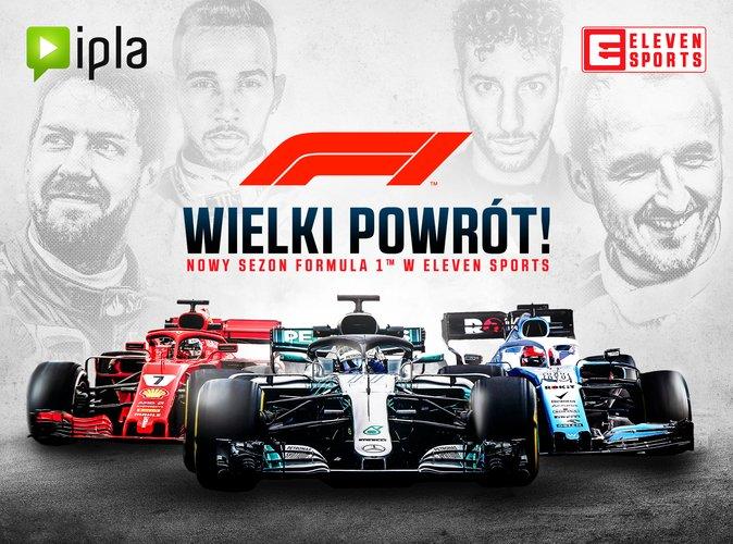 Powrót Roberta Kubicy do Formula 1TM, reprezentacja Polski w eliminacjach do ME 2020 i wyścigi Moto GP w marcu w IPLI