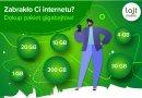 Lajt mobile – dodatkowe pakiety internetu w ofertach abonamentowych
