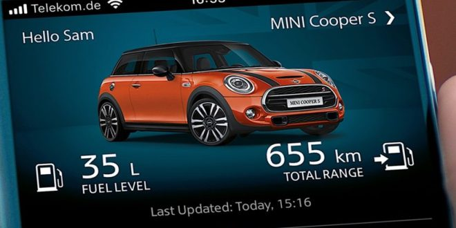 MINI Connected Gets Built-In 4G SIM Card Starting this March – BMWBLOG (blog)