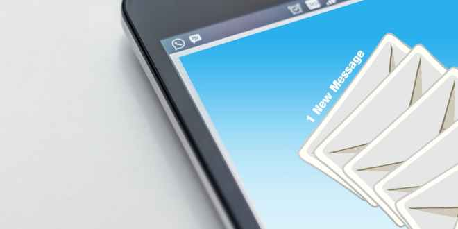 Mobile email marketing draws level with desktop as m-commerce … – InternetRetailing.net
