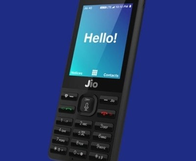Reliance Jio says not importing 4G feature phones
