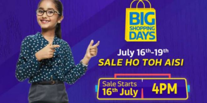 Flipkart Sale Kicks Off to Take on Amazon Prime Day: What's On Offer – NDTV