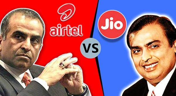 Jio 4G Vs Airtel 4G Real-Life speed test results will shock you
