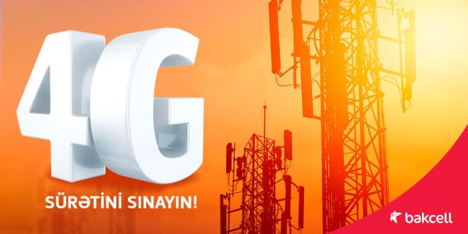 Advantageous 4G offers from Bakcell