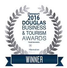 Newsport 2016 DOUGLAS Business & Tourism Awards