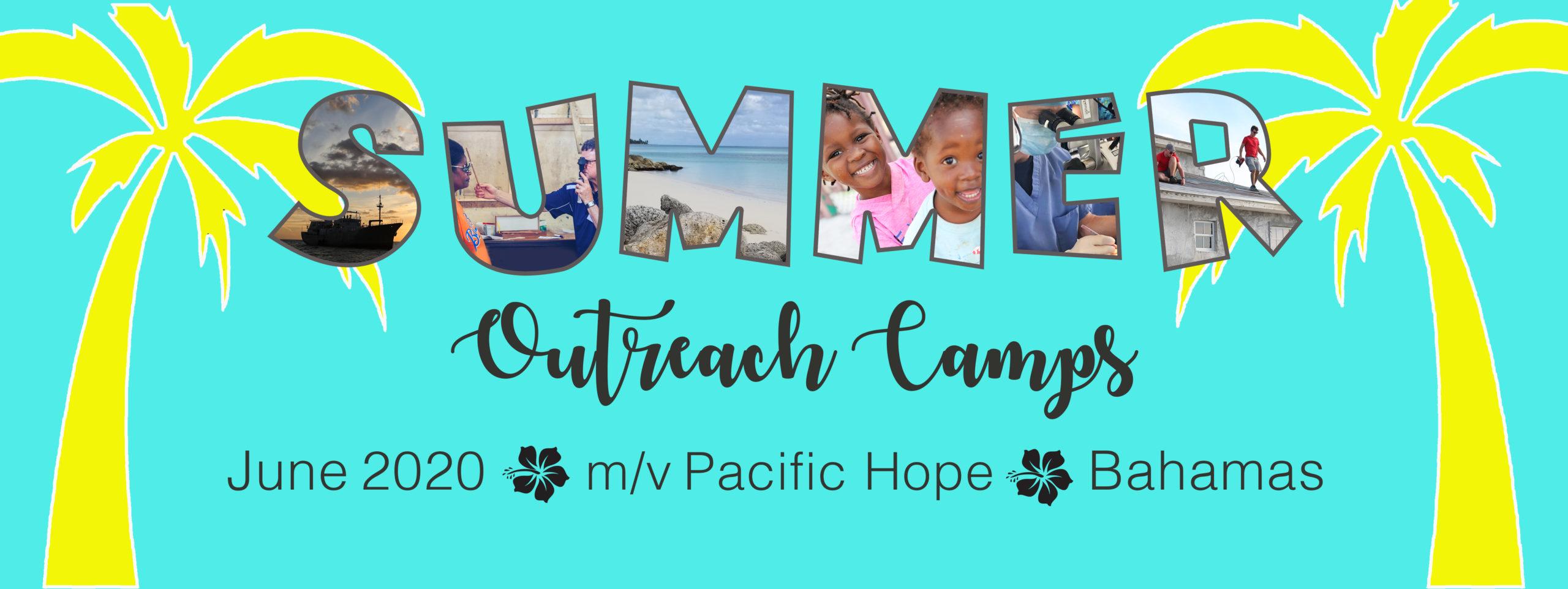 Summer Camps Banner June 2020