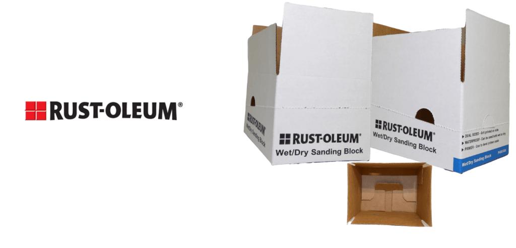 Custom box designed for Rusteolum