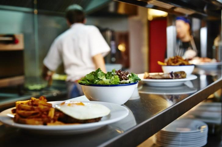 Warsaw Food Restaurant Burger Kitchen