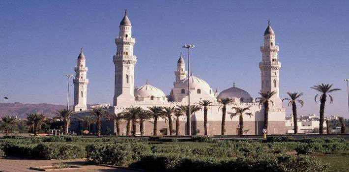 This Is What The First Mosque Ever Built Looked Like And How It