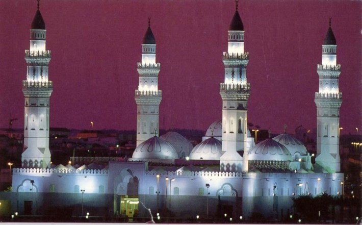 Masjid-Al-Quba-HD-Wallpapers-2013-1