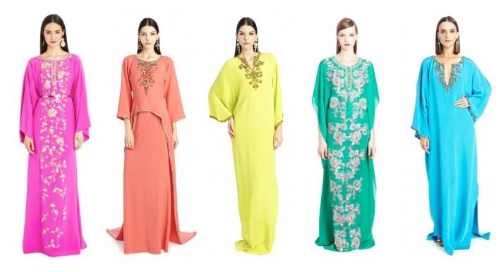 Oscar De La Renta Caftan Collection Ramadan 2015 02
