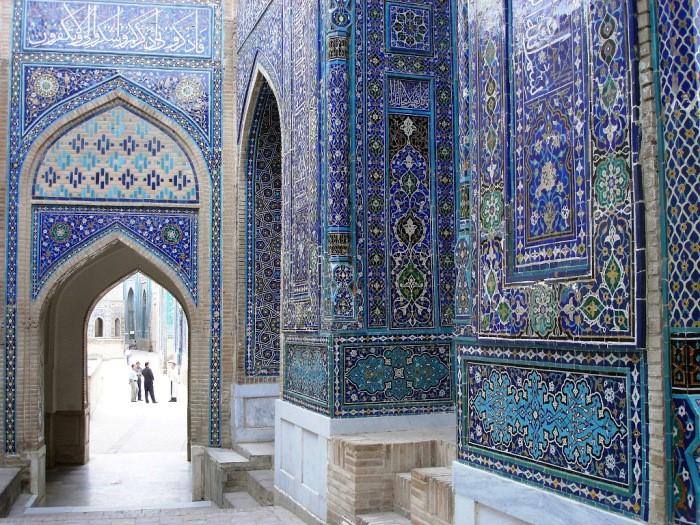 Shah-i-Zinda Mausoleum