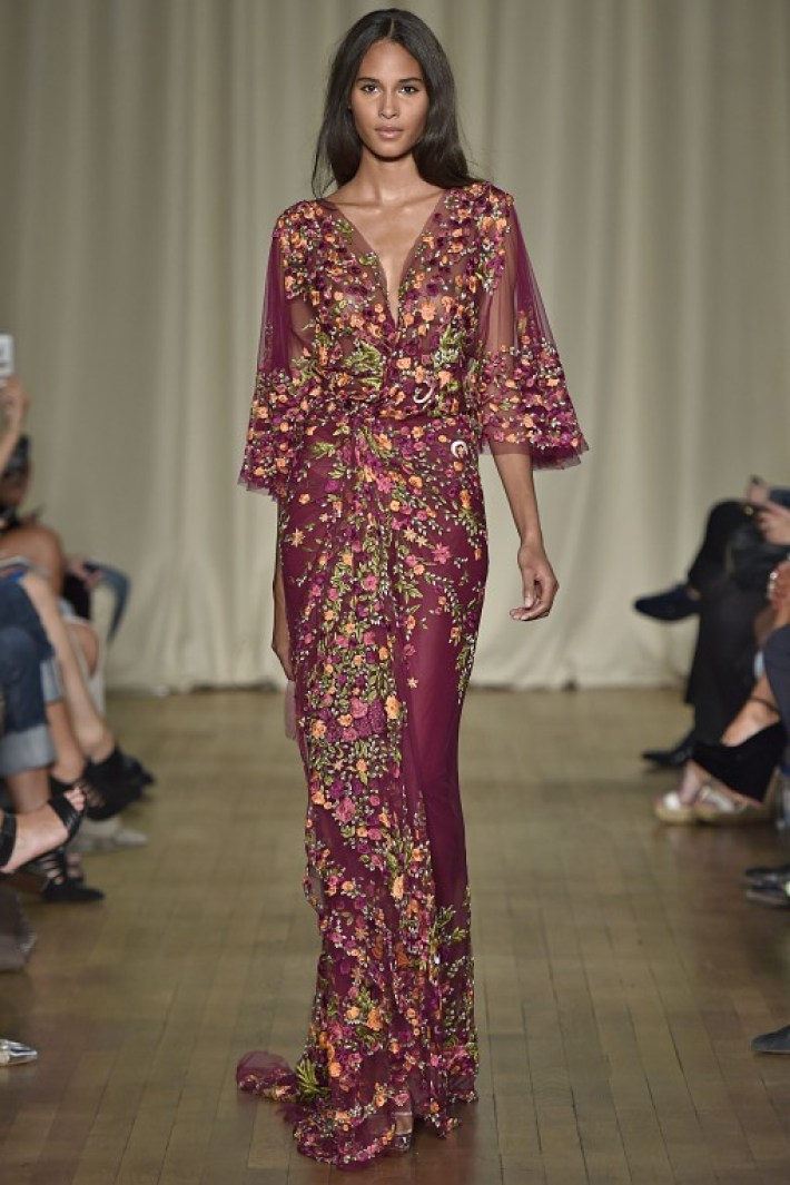 modest fashion - Marchesa london