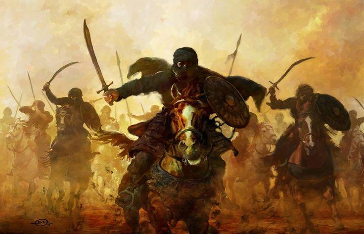 Image result for muslim warrior
