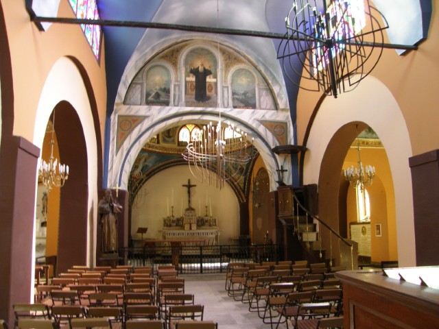 St. Benoit chapel