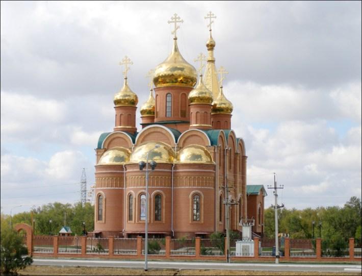aktobe-kazakhstan-city-church