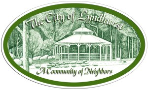 City of Lyndhurst, Ohio logo.