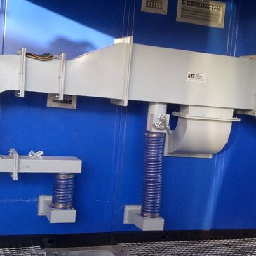 Air filter solution leads mining and industry expansion